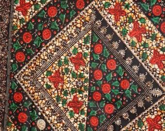Premium Ankara Print FASHION Fabric - Single Yard or Fat Quarters (HF42)