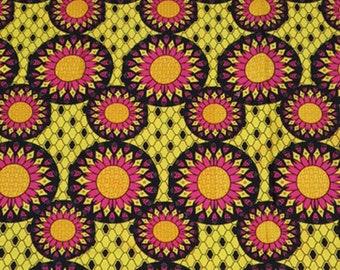 Premium Ankara Print FASHION Fabric - 3 yards @ 6.66/yd or 6 yards @ 4.99/yd (HF2236)
