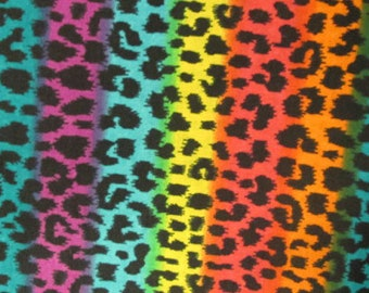 Premium Ankara Print ANIMAL PRINT Fabric - By the Yard (HF1028)