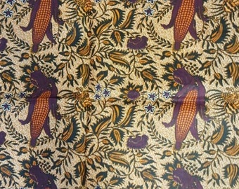 Premium Ankara Print FASHION Fabric - 3 yards @ 6.66/yd or 6 yards @ 4.99/yd (HF24)