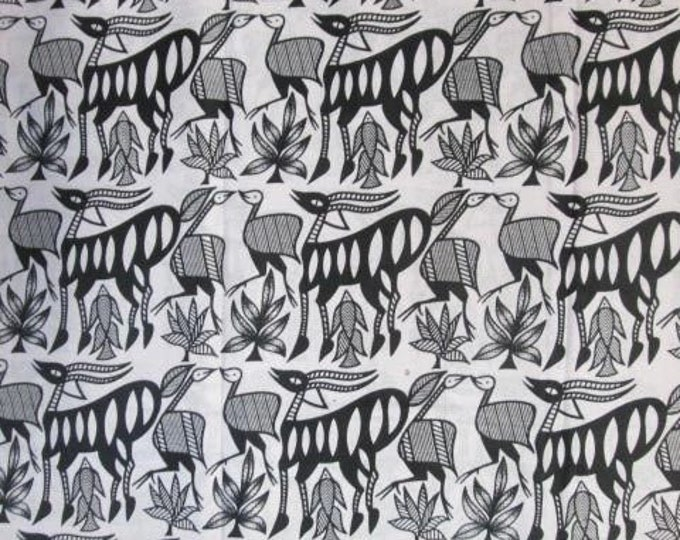 Animal Print Fabric (HFA1631)