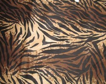 Premium Ankara Print ANIMAL PRINT Fabric - 3 yards @ 6.66/yd or 6 yards @ 4.99/yd (HF1251)