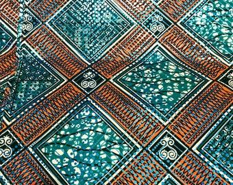 Foil Wax Prints/3-6yd