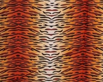 Premium Ankara Print ANIMAL PRINT Fabric - By the Yard (HF2227)