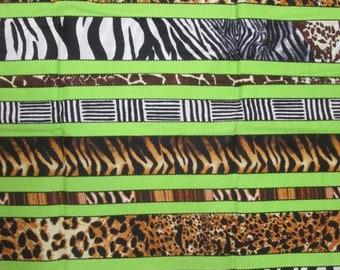 Premium Ankara Print FASHION Fabric - 3 yards @ 6.66/yd or 6 yards @ 4.99/yd (HF048)