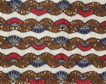 Premium Ankara Print TREND Fabric - 1 yard (HF26)