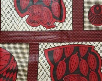 Premium Ankara Print TREND Fabric - 1 yard (HF17)