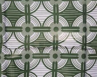 Premium Ankara Print HOLLAND Fabric  - 1 yard (HF23)