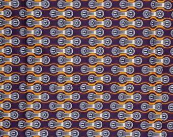 Premium Ankara Print HOLLAND Fabric - 3 @ 19.99/yd or 6 yards @ 11.66/yd (HF441)