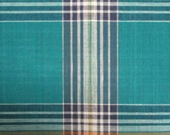 Plain George (Madras Plaid) - 4 or 8 yards (HF44)