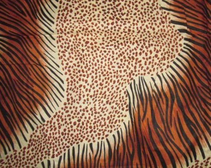 Ankara Animal Fabric (AAF1252)
