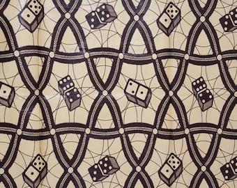 Premium Ankara Print TREND Fabric - 1 yard (HF27)