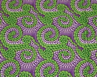 Premium Ankara Print FASHION Fabric - 3 yards @ 6.66/yd or 6 yards @ 4.99/yd (HF2237)