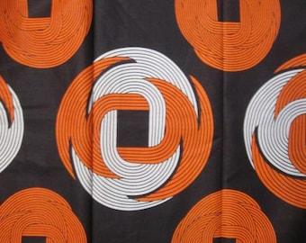 Premium Ankara Print TREND Fabric - 3 @ 8.66/yd or 6 yards @ 5.99/yd (HF1627)