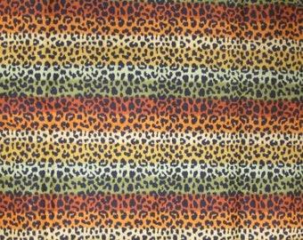 Premium Ankara Print FASHION Fabric - 3 yards @ 8.66/yd or 6 yards @ 5.99/yd (HF1637)