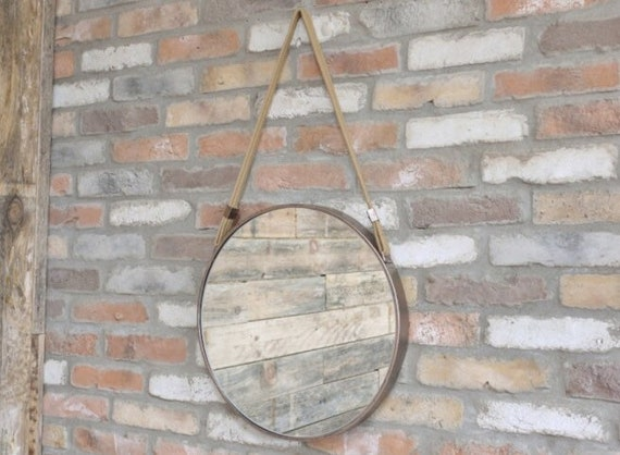 Hanging Mirror By Etsy