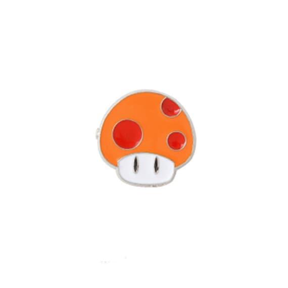 Mario Bros Mushroom Etsy