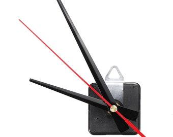 b43ef99d03d Modulo di 20mm quarzo orologio silenzioso movimento meccanismo fai da te  ora minuto secondo senza batteria