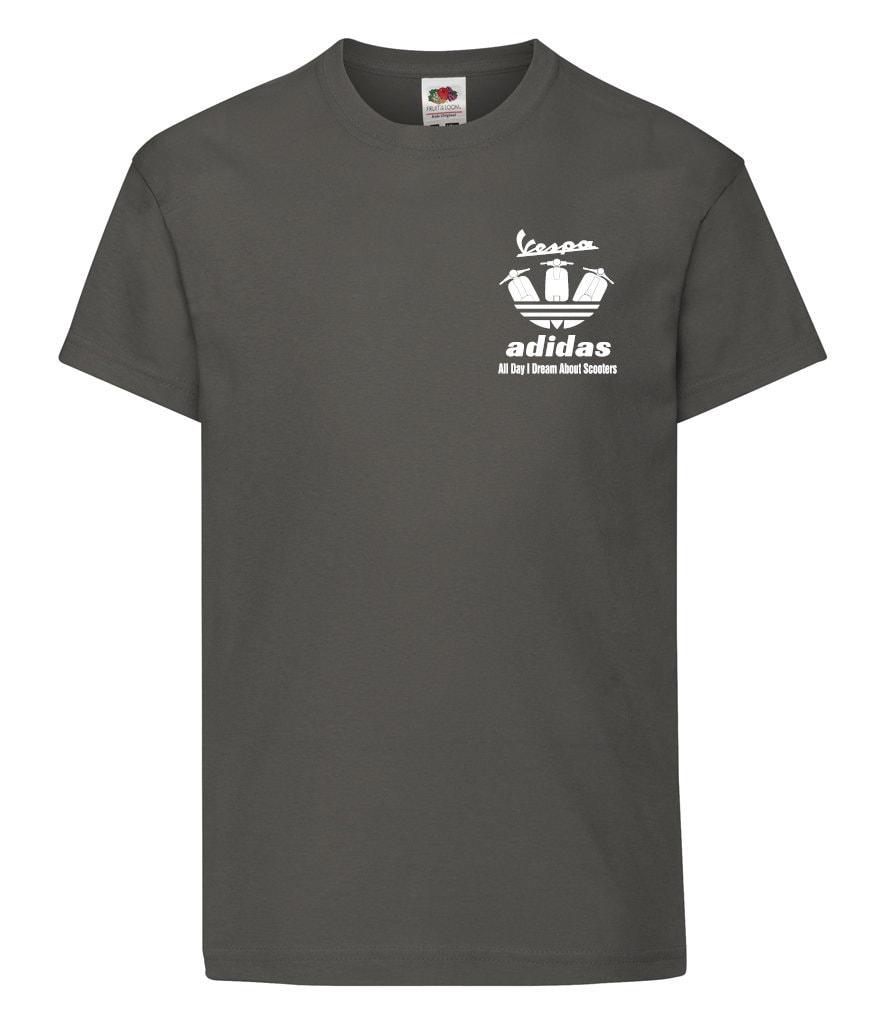 t shirt vespa adidas