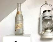 Vintage Pepsi Bottle 1940s Soda Bottle Des Pat 120-277 Marked Duraglas Empty Vintage Old Bottle