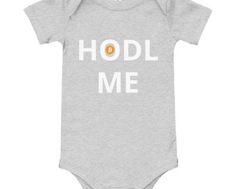 Jigsaw I Accept Bitcoin Baby Onesies Unisex Babys Climbing Clothes Bodysuits Romper Short Sleeved Light Onesies for 0-24 Months Black