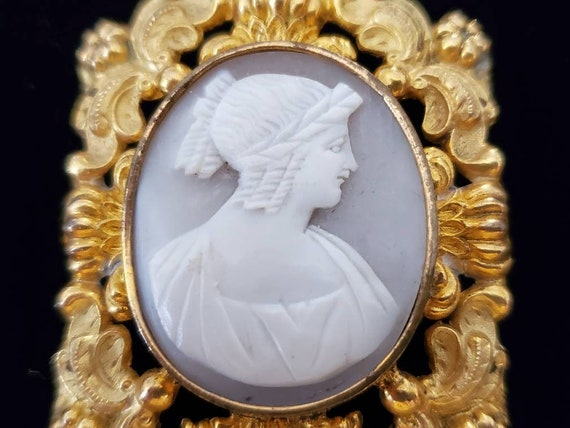 Gorgeous Classical Greek Cameo
