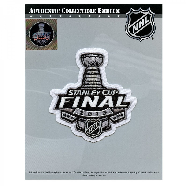 stanley cup final jersey patch
