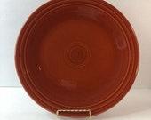 Vintage Fiestaware Dinner Plate EUC 10.5 -