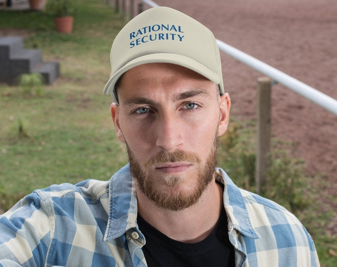 Rational Security USA made Cotton Cap