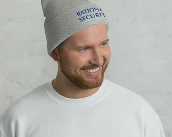 Rational Security Podcast Knit Beanie
