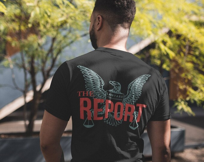 The REPORT podcast Men's Sleeve T-shirt