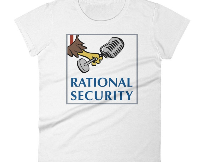 Rational Security women's classic short sleeve t-shirt