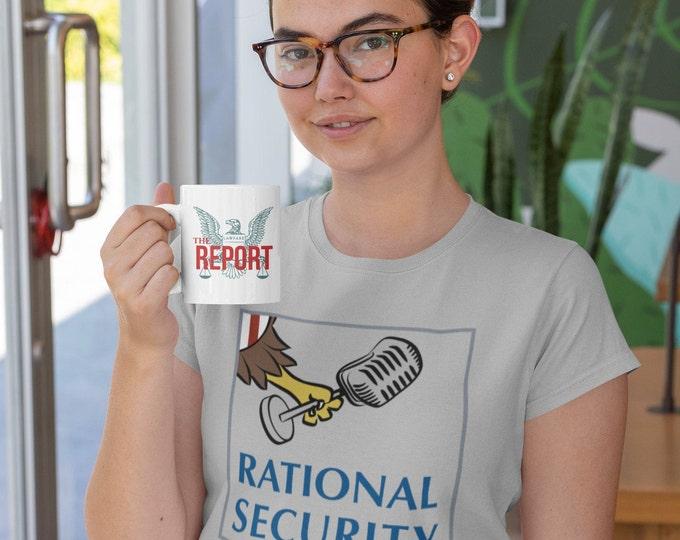Rational Security women's classic short sleeve t-shirt