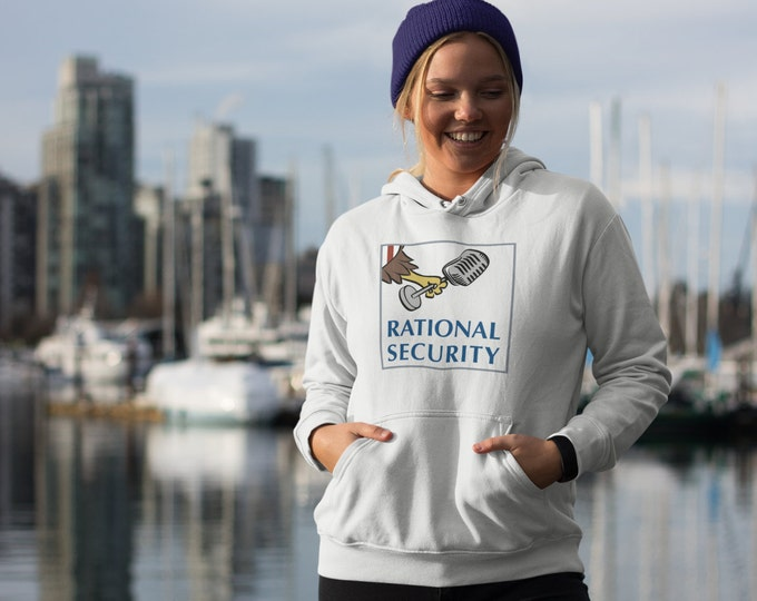 Rational Security Podcast Hoodie Sweatshirt