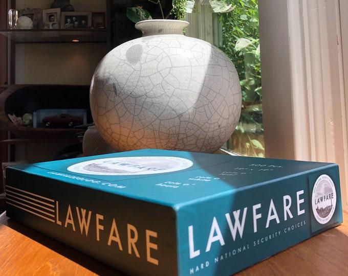 Lawfare Seal Square Puzzle 500 pcs.