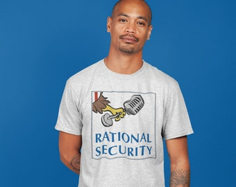 Rational Security Mens' Short Sleeve T-shirt