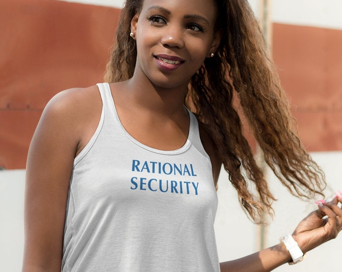 Rational Security Women's Racerback Tank
