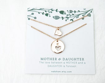 to My Daughter Best Daughter Ever Shaped Cross Necklace Luxury Chain Teen Girls from Dad and Mom idea for Child