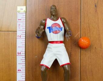 a33b705cc4e Vintage 1996 Michael Jordan Tune Squad Space Jam Figurine Collectible