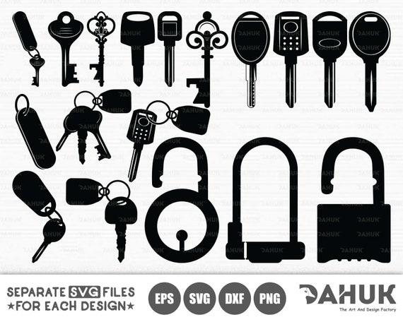 Transparent Car Keys Clipart - Keys Pictogram, HD Png Download - kindpng
