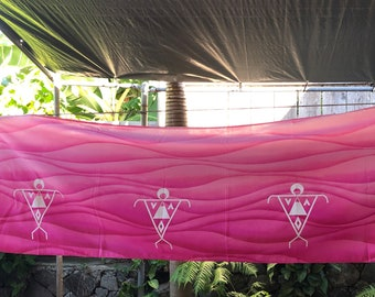 Pareu - Half-Cut - Aloha Aina - Clothing