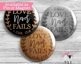 Love never fails jw | Etsy