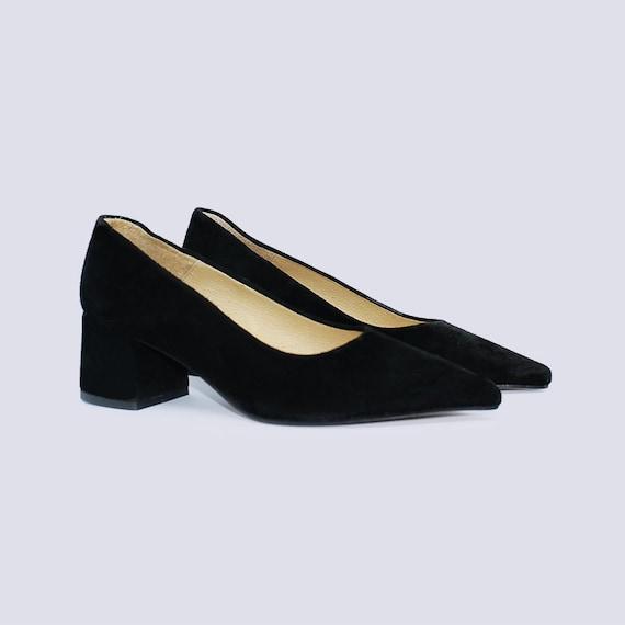 Womens black shoes womens black basic