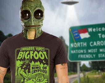 Uwharrie Forest Bigfoot T-Shirt