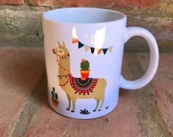 Llama/ Alpaca Mug