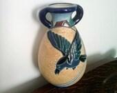 Amphora Czech Pottery Vase