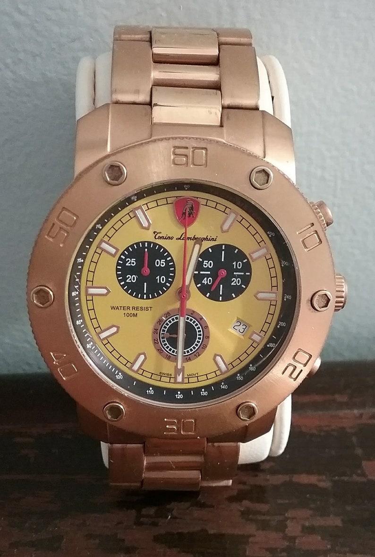 Tonino Lamborghini Watch >> Tonino Lamborghini Watch