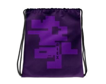 Drawstring bag personalized f7633345af