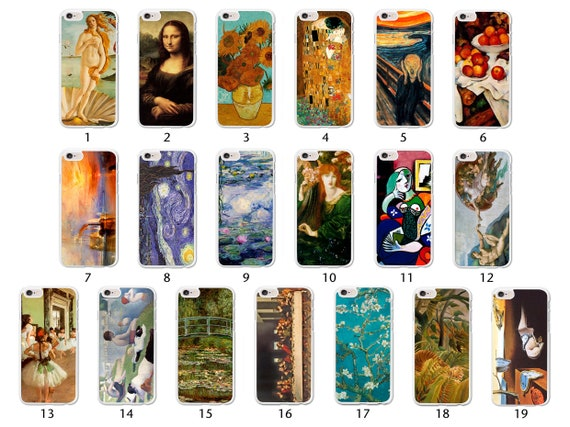 Collectibles iPhone 6 6s 7 8 Case Cover