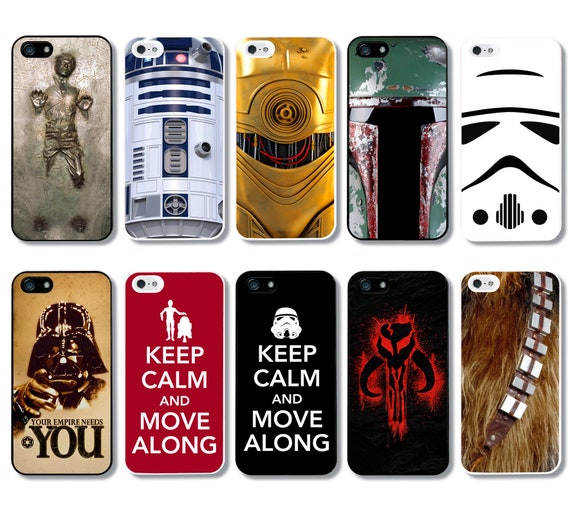 Star Wars iPhone Case Cover for Phone Range 4 4s 5 5s 5c 6 6s | Etsy